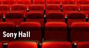 Sony Hall tickets