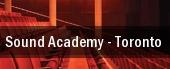 Sound Academy tickets