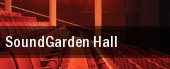 SoundGarden Hall tickets