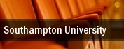 Southampton University tickets