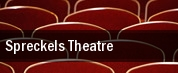 Spreckels Theatre tickets