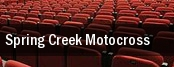 Spring Creek Motocross tickets