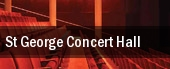 St. George Concert Hall tickets