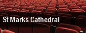 St. Marks Cathedral tickets