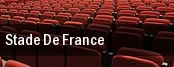 Stade De France tickets