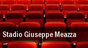 Stadio Giuseppe Meazza tickets