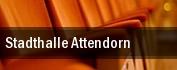 Stadthalle Attendorn tickets