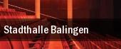 Stadthalle Balingen tickets