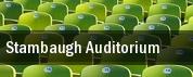 Stambaugh Auditorium tickets
