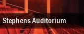 Stephens Auditorium tickets