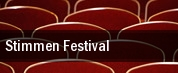 Stimmen Festival tickets