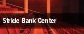 Stride Bank Center tickets