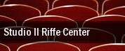 Studio II Riffe Center tickets