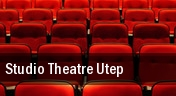 Studio Theatre UTEP tickets