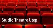 Studio Theatre UTEP tickets