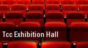 TCC Exhibition Hall tickets