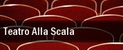 Teatro Alla Scala tickets