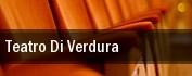 Teatro Di Verdura tickets