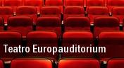 Teatro Europauditorium tickets