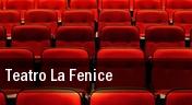 Teatro La Fenice tickets