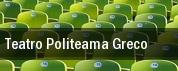 Teatro Politeama Greco tickets