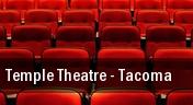 Temple Theatre tickets