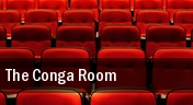 The Conga Room tickets