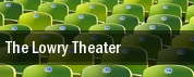 The Lowry Theater tickets