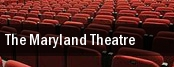 The Maryland Theatre tickets