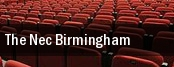 The NEC Birmingham tickets