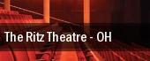 The Ritz Theatre tickets
