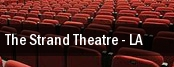 The Strand Theatre tickets