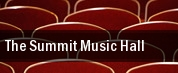 The Summit Music Hall tickets