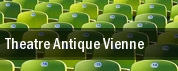 Theatre Antique Vienne tickets