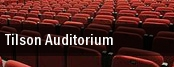 Tilson Auditorium tickets