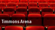 Timmons Arena tickets