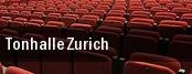 Tonhalle Zurich tickets