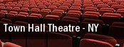 Town Hall Theatre tickets