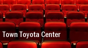 Town Toyota Center tickets