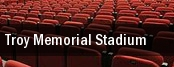 Troy Memorial Stadium tickets