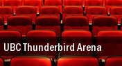 UBC Thunderbird Arena tickets