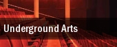 Underground Arts tickets