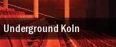 Underground Koln tickets