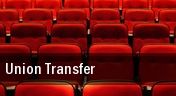 Union Transfer tickets