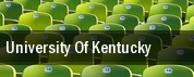 University Of Kentucky tickets