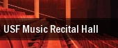 USF Music Recital Hall tickets