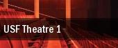 USF Theatre 1 tickets