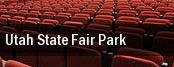 Utah State Fair Park tickets