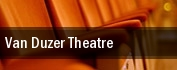 Van Duzer Theatre tickets