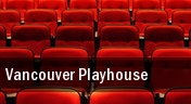 Vancouver Playhouse tickets